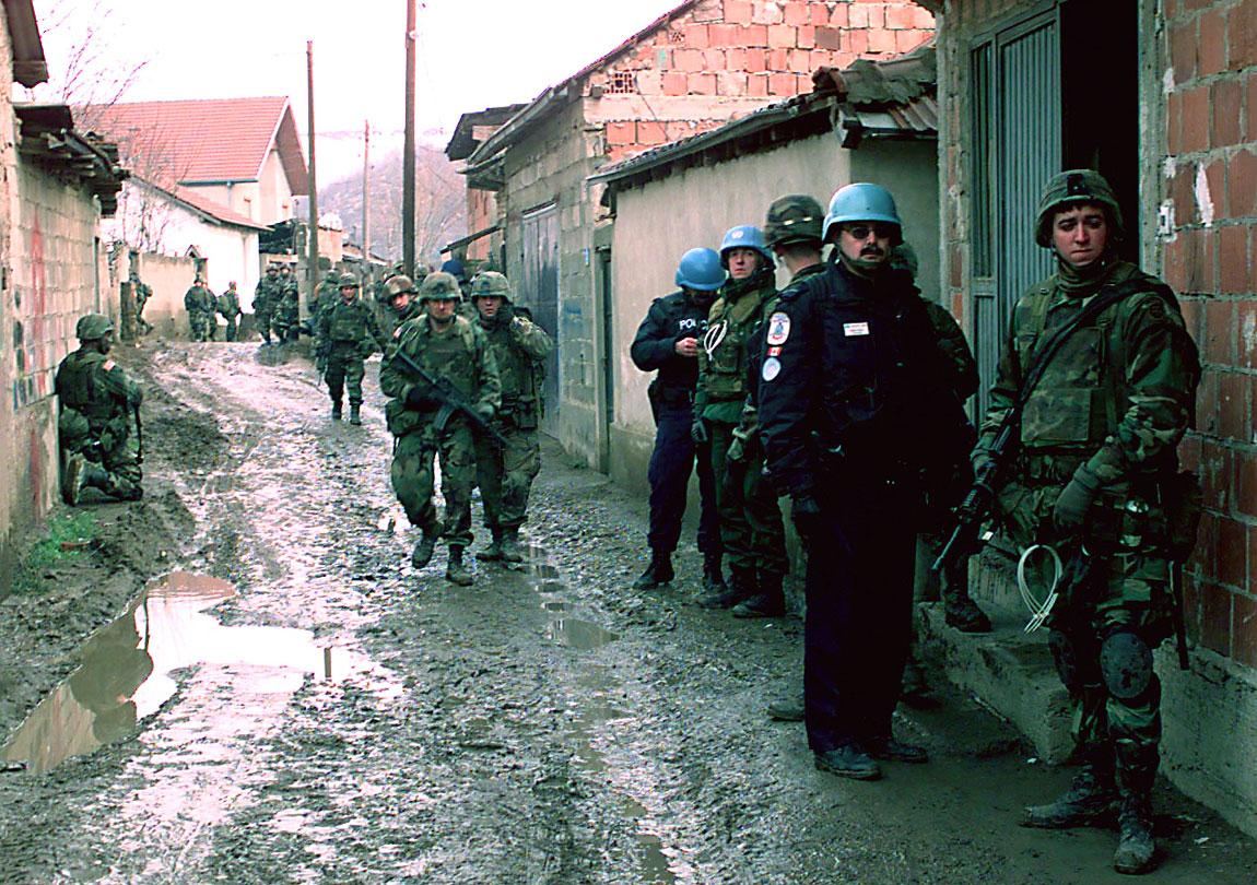 Guerra del Kosovo