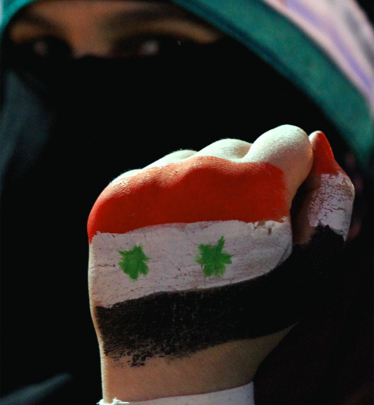 La crisi in Siria