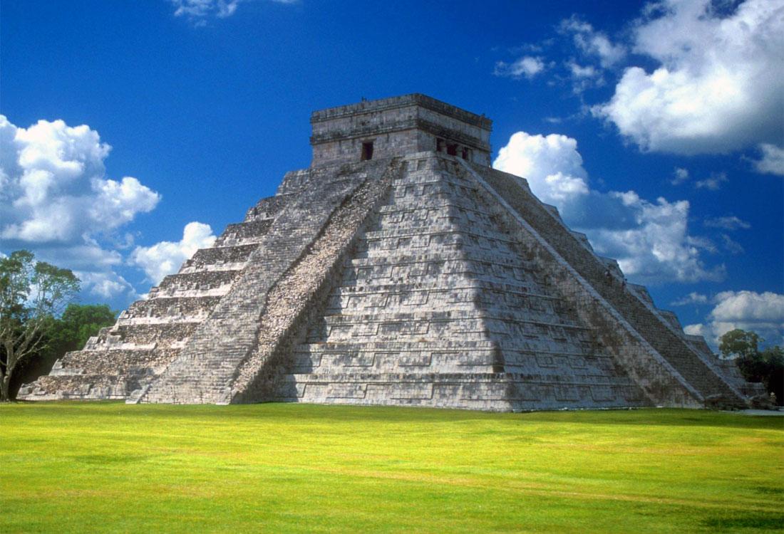 Il tempio maya di Kukulkàn