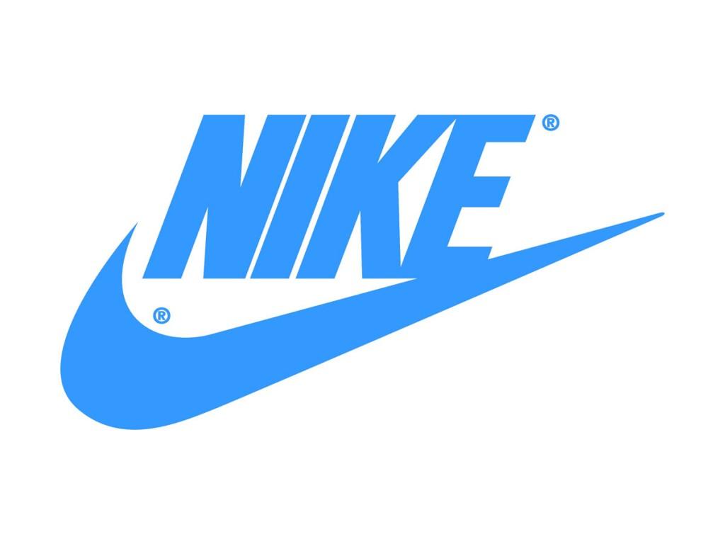 Il logo NIKE, uno dei più riconoscibili e conosciuti