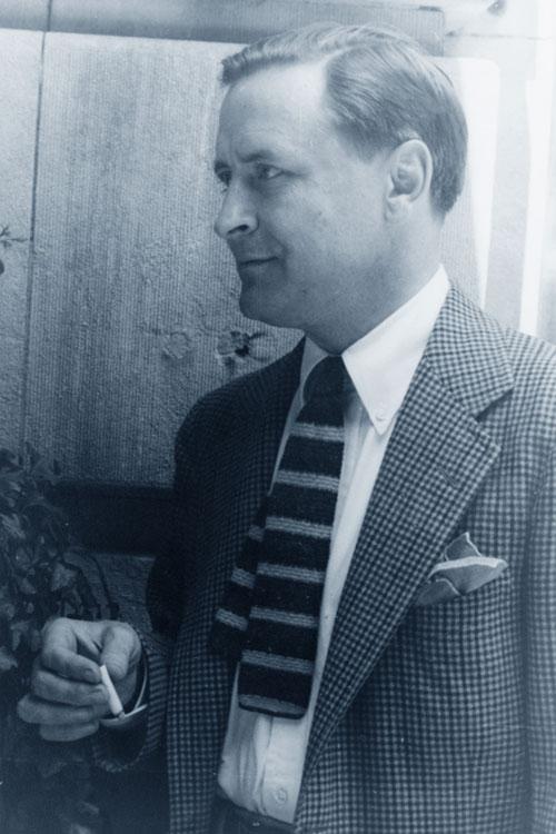 Francis Scott Fitzgerald in una foto di Carl Van Vechten del 1937
