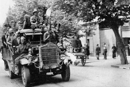 Le Quattro Giornate di Napoli (dal 27 settembre al 30 settembre 1943)