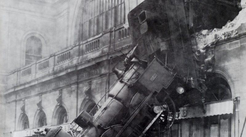 Incidente ferroviario di Montparnasse - 1895