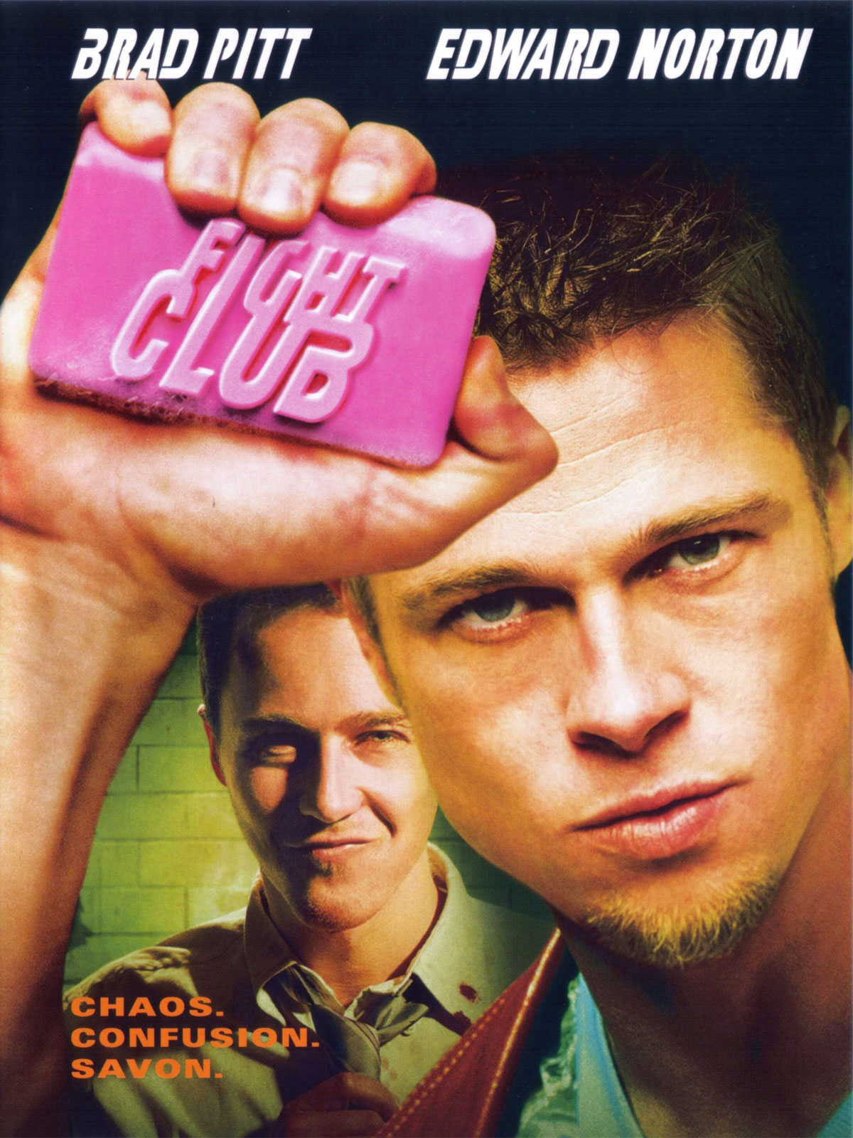 Fight Club poster e locandina