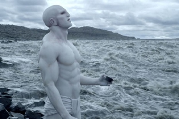 Prometheus, una scena