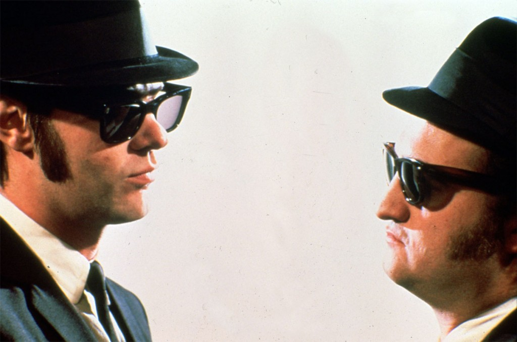 The Blues Brothers, Elwood e Jake