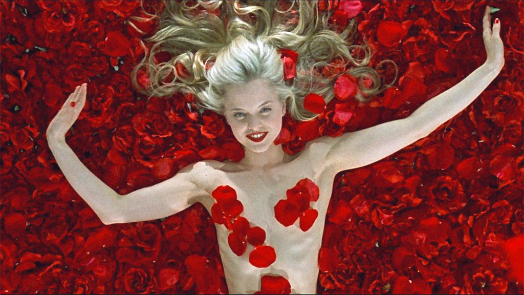 American Beauty, la famosa scena con le rose rosse