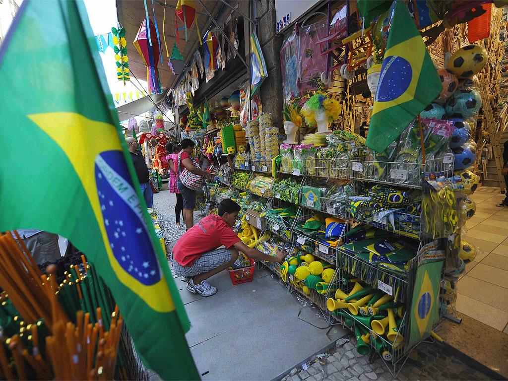 Crescita economica del Brasile