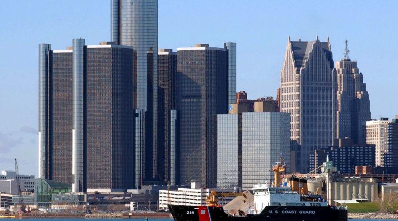 Detroit, sede centrale General Motors