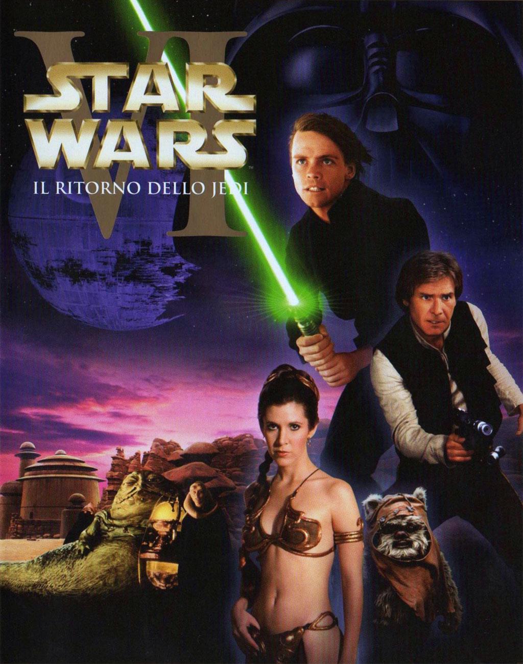 guerre stellari frasi famose