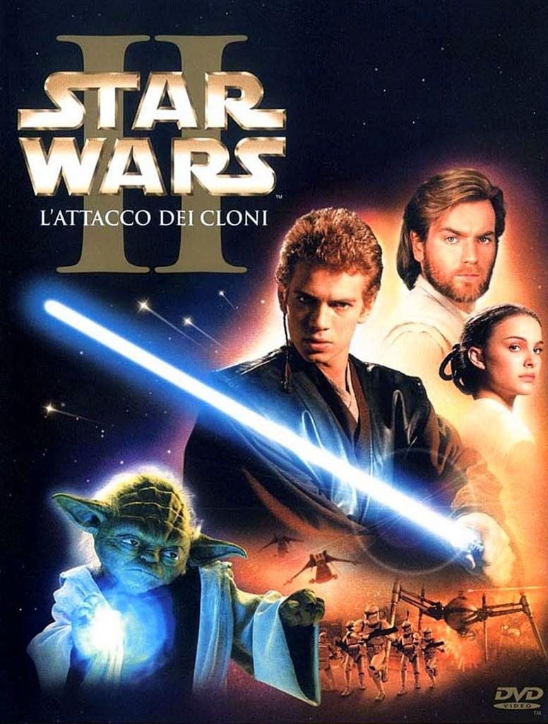 L'attacco dei cloni - Episodio II - Guerre Stellari