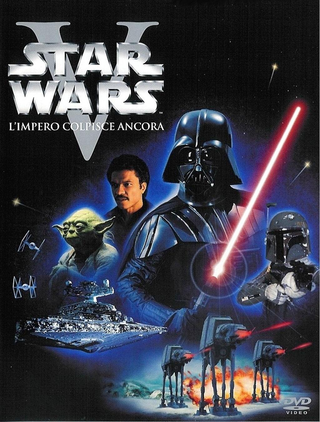 Ancora 1980 – v episodio della saga di guerre stellari star wars
