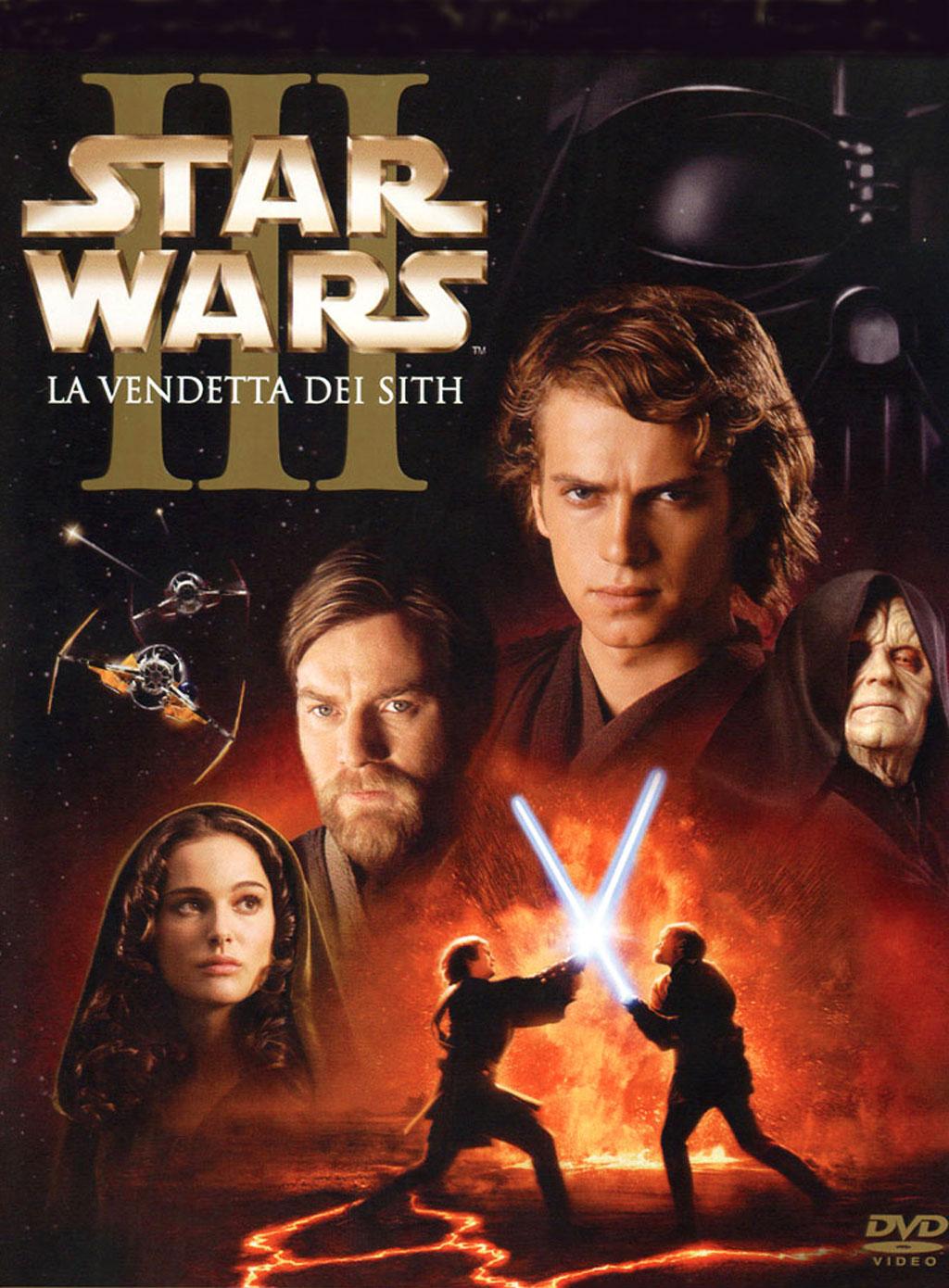 Episodio III - La vendetta dei Sith - Star Wars