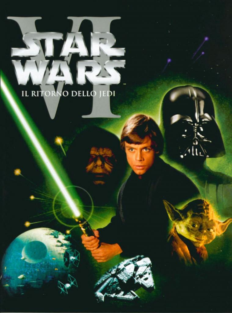 Star Wars, Episodio VI: IL RITORNO DELLO JEDI