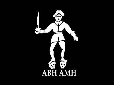Bandiera utilizzata dal pirata Bartholomew Roberts