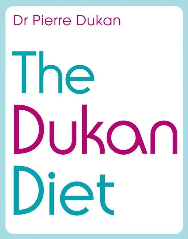 Dieta Dukan, la copertina del libro