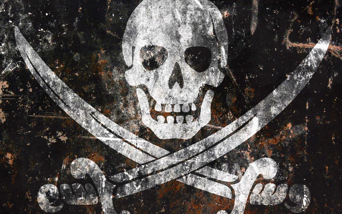 Immagini Di Teschio Pirati jolly roger, la bandiera dei pirati