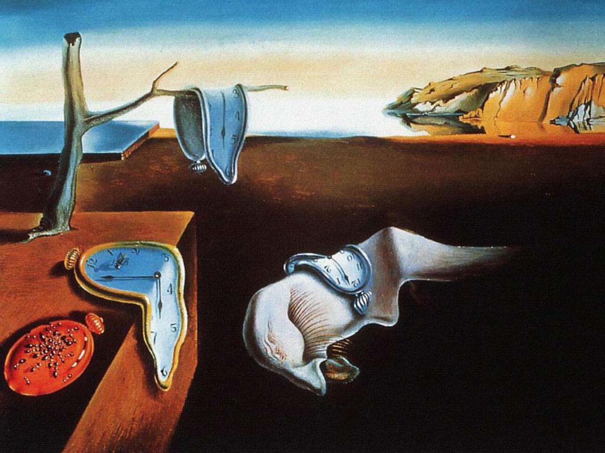 Persistenza della memoria (Persistence of memory)