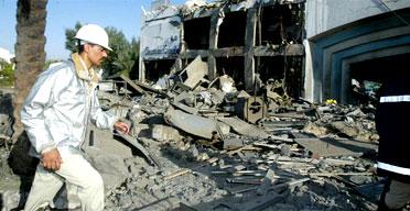 Gli attacchi terroristici di Sharm El Sheikh del 2005