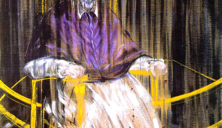 Francis Bacon, Studio dal ritratto di Innocenzo X di Velazquez (1953)