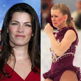 Nancy Kerrigan e Tonya Harding