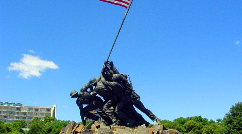 Monumento di Iwo Jima