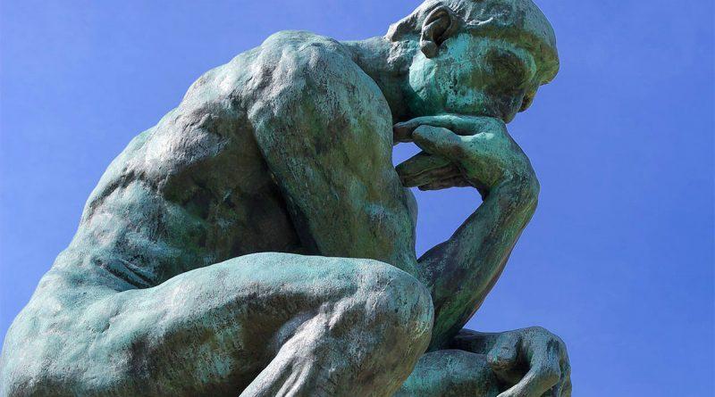 Rodin Pensatore Thinker