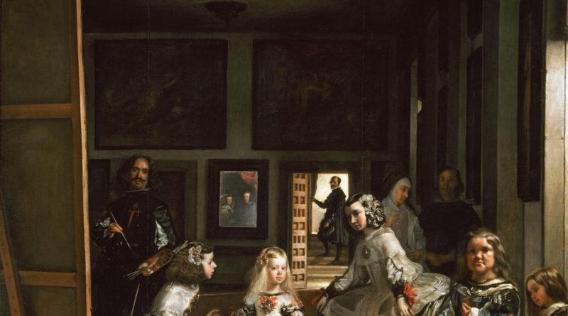 Velazquez, Las Meninas (1656) - olio su tela, 318×276 cm - Museo del Prado, Madrid