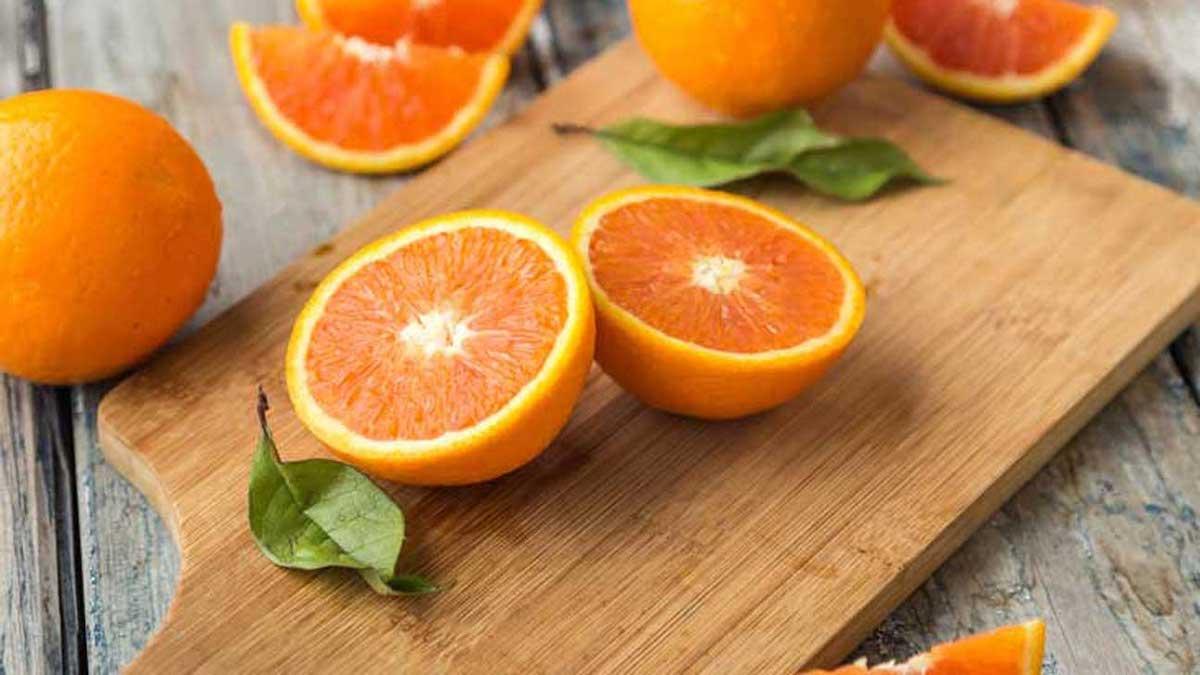 arance benefici e proprietà