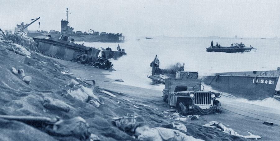 Battaglia di Iwo Jima (19 febbraio - 26 marzo 1945)
