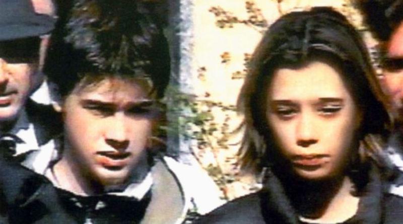 Omar Favaro e Erika De Nardo