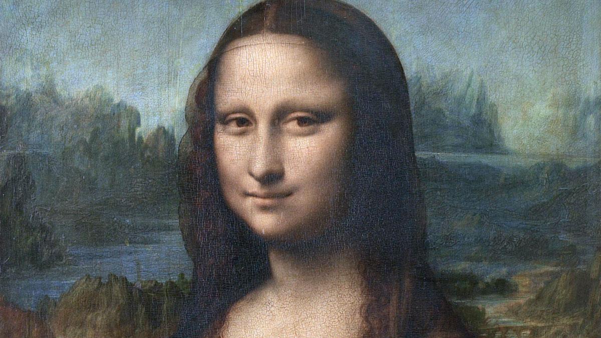 gioconda monnalisa leonardo dettaglio volto portrait