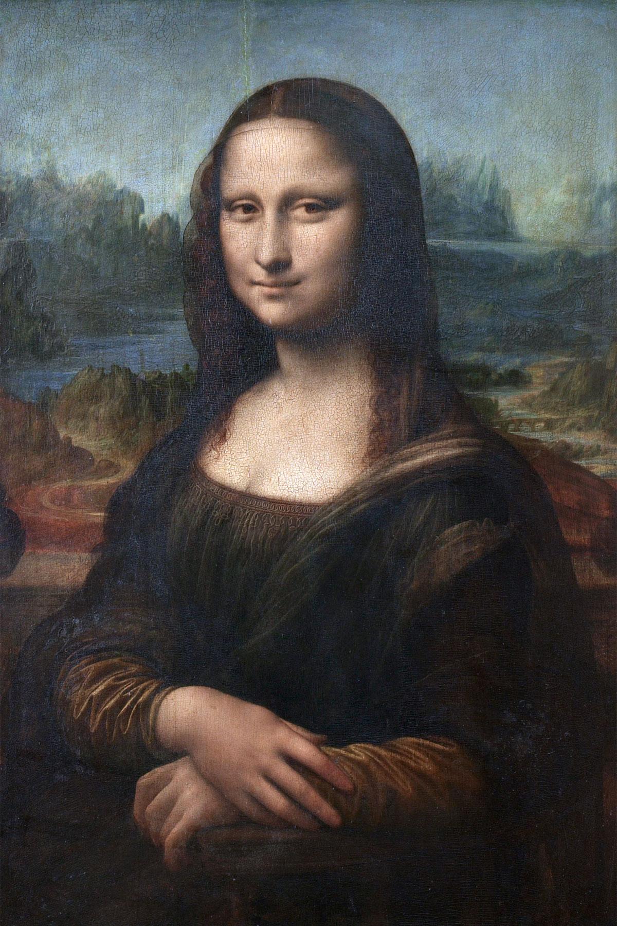 La Gioconda - Monnalisa (Leonardo da Vinci)