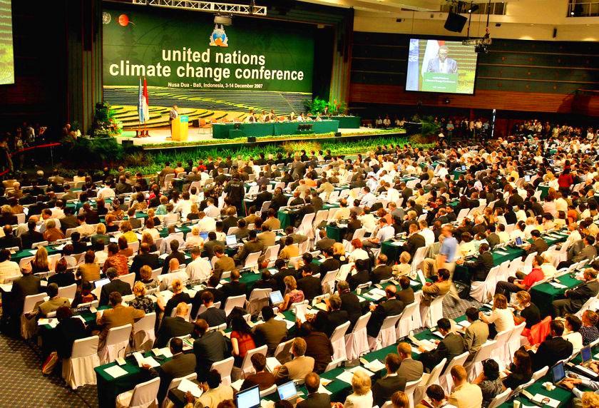 Conferenza sui cambiamenti climatici del pianeta (2007)