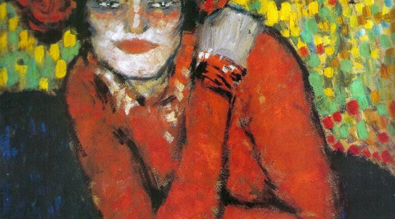 Margot o Donna Imbellettata - Pablo Picasso - 1901