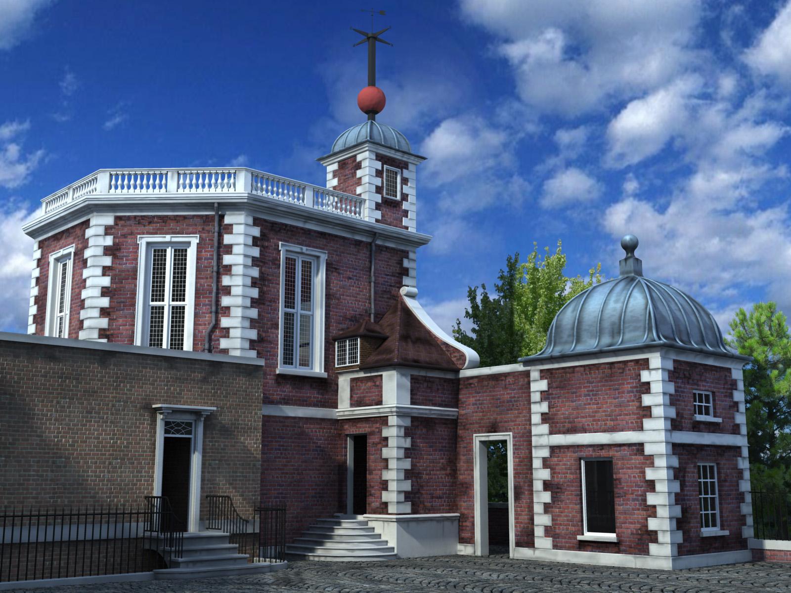 L'osservatorio Reale di Greenwich