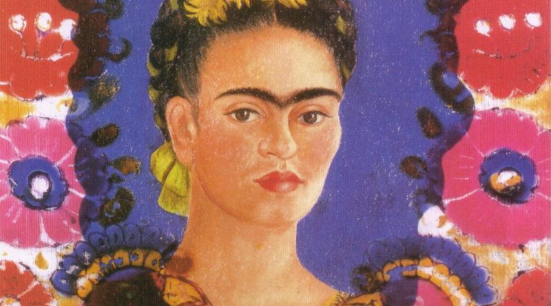 The Frame, autoritratto di Frida Kahlo (1938)