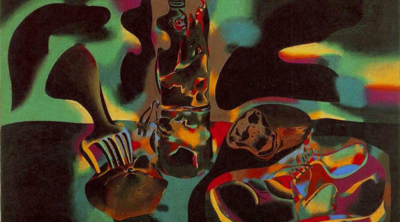 Miro - Natura morta con scarpa vecchia