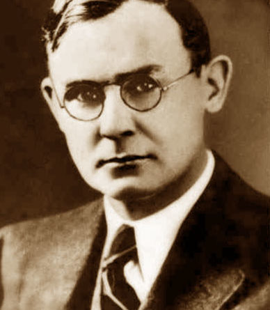 Wallace Hume Carothers, inventore del Nylon