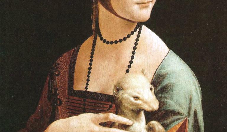 Leonardo, Dama con l'ermellino