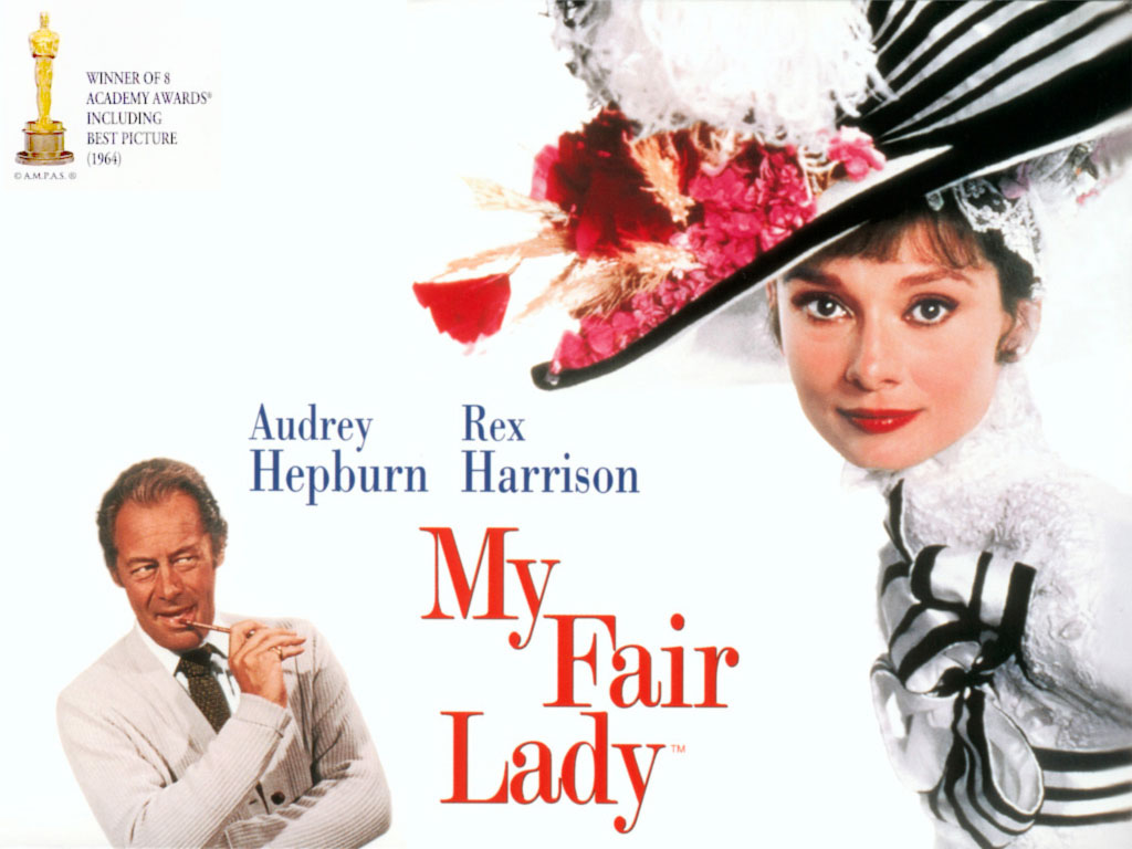My Fair Lady, musical con Audrey Hepburn