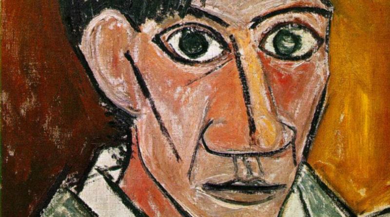 Picasso, Autoritratto (1907)