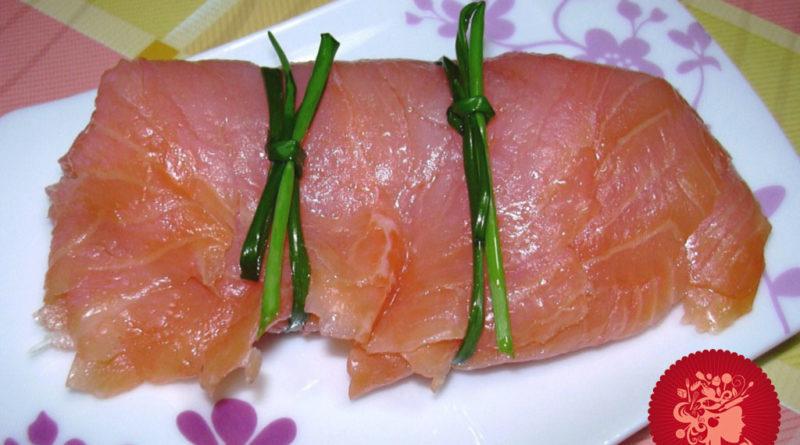 Il salmone è un ingrediente molto presente nella Dieta Dukan