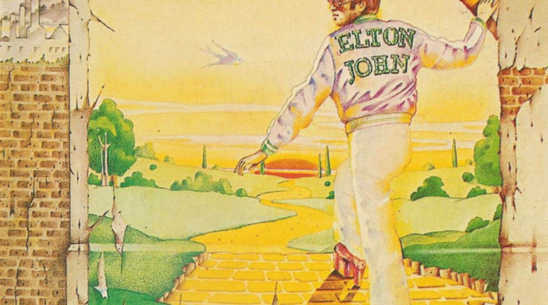 Elton John, Goodbye Yellow Brick Road (1973)