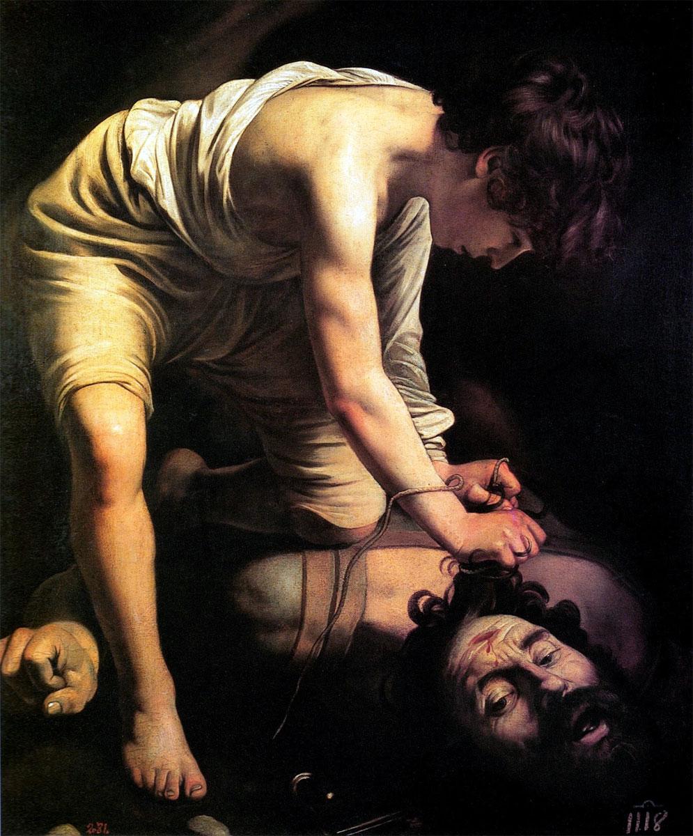 Davide e Golia (opera di Caravaggio)