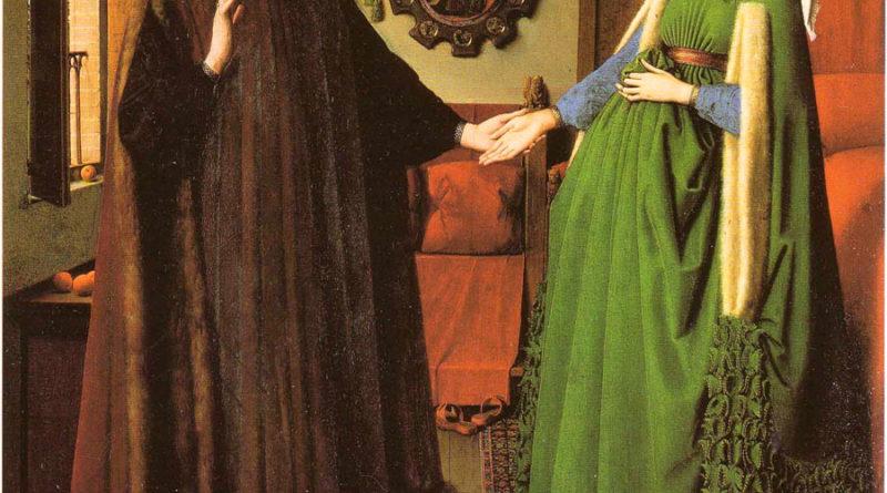 Il ritratto dei coniugi Arnolfini