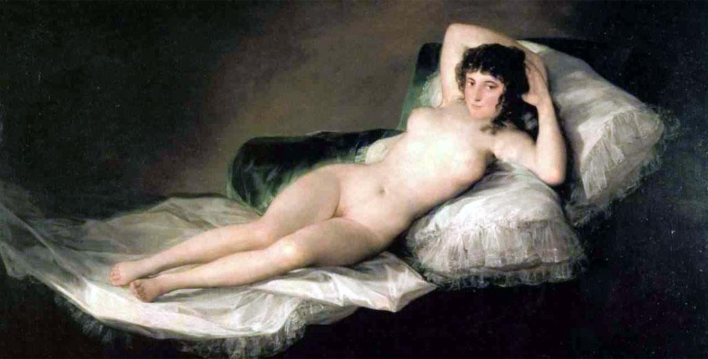 Francisco Goya, Maja Desnuda