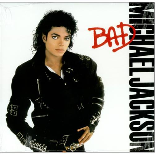 Michael Jackson, Bad (1987)