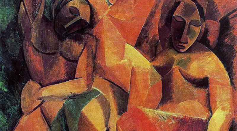 Pablo Picasso, Tre donne