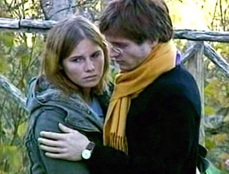 Amanda Knox e Raffaele Sollecito